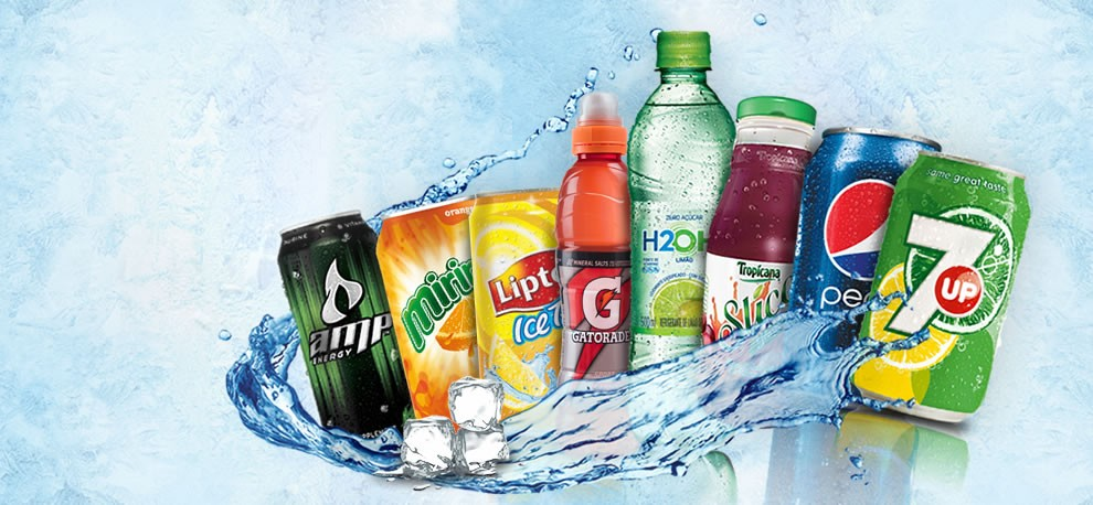 INTRODUCING OUR WIDE RANGE OF JUICES & SOFT DRINKS